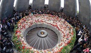 Armenia Genocide Memorial Yerevan